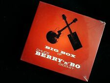 Chuck Berry & Bo Diddley - Big Box of Chuck Berry 'n' Bo Diddley 6CD NEW BOXSET