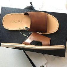 PRADA scarpe sandali uomo mod. 2X2947 NUOVI ORIGINALI