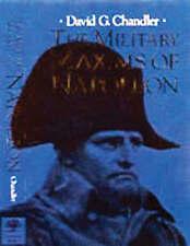 Los militares refranes de Napoleón, Nuevo, libro de Chandler, David