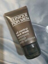 Clinique for Men Oil Control Face Wash 30ml