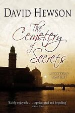 The Cemetery of Secrets by David Hewson New Book