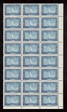 Canada #216i VF/NH Block Of 24 With Shilling Mark Variety
