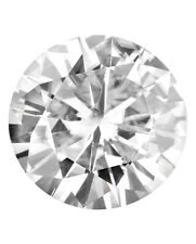 10- Loose Round Forever One DEF 1mm Moissanite = .005CT Diamond With Certificate