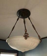 Rejuvenation Vintage Ceiling Chandelier Neoclassical Style