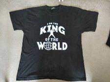Vintage Chris Jericho King Of The World WWE T-Shirt XL WWF AEW Rare