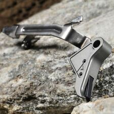 AGENCY ARMS - DROP-IN GLOCK TRIGGER 9/40/357 GRAY - FREE SHIPPING