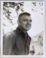 CLARK GABLE Original Photo, MGM 1950's