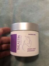 TriLASTIN Stretch Mark Prevention Cream for Pregnancy w/ Natural Ingredients 4oz