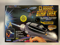 Classic Star Trek Phaser By Playmates - 6118