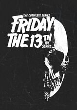 Friday the 13th The Series: The Complete Series (DVD,2009)