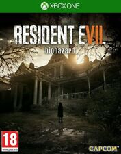 Resident Evil 7 Biohazard Xbox One * NEW SEALED PAL *