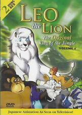 Leo the Lion, King of the Jungle - Volume 2 (DVD, 2003, 2-Disc Set)
