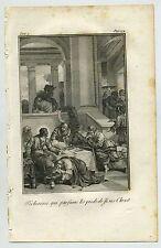 Originaldrucke (bis 1800) mit Religions-Motiv und Kupferstich-Technik