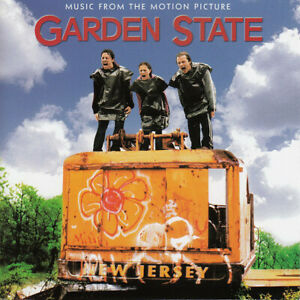 GARDEN STATE ~ Music From The Motion Picture ~ 2004 US CD ~ COLDPLAY~~NICK DRAKE