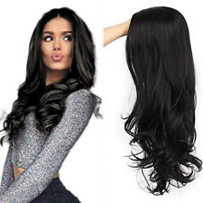 Outdoor Women's Natural Body Wave Hair Synthetic High Density Heat Resistant Wig