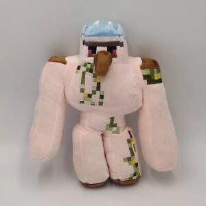 13in Minecraft Iron Golem Plush Toy