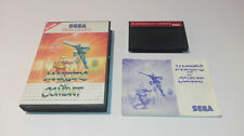 MASTER SYSTEM MS - Masters of Combat