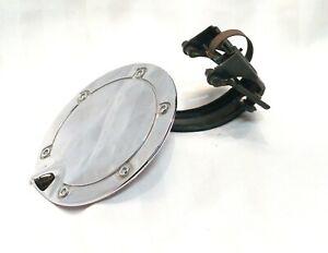 FITS 04-10 CHRYSLER PT CRUISER BRIGHT CHROME FUEL DOOR / FOR GAS FILLER