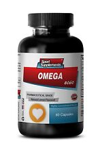 Alaska Deep Sea - Omega-3-6-9 8060 3000mg - Ultimate Fat Burner Softgels 1B