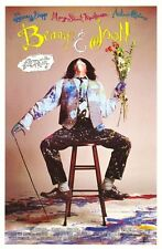 BENNY & JOON - 27x40 D/S Original Movie Poster One Sheet 1993 Johnny Depp
