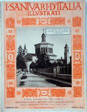 ✅ 1932/2 Santuari d'Italia Santuario della Beata Vergine delle Lacrime Treviglio