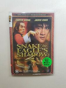 Snake In Eagle's Shadow 2 DVD Jackie Chan