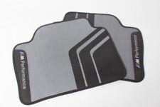 BMW OEM M Performance Carpet Floor mats REAR F30 F31 F36 F80 M3 NEW