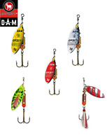 D.A.M Effzett Predator Spinner Fishing Lure 3 - 17g Various Colours