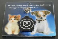 Energy Pendant Scalar Quantum Necklace Emf Protection PET ENERGY TAG