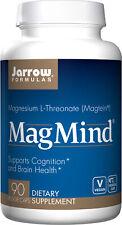 MAGNESIUM L-THREONATE 90 Veg Kapseln Cognition & Gehirn Gesundheit Speicher