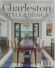 Charleston Style & Design Winter 2017 Home Design Arts Fashion FREE SHIPPING sb