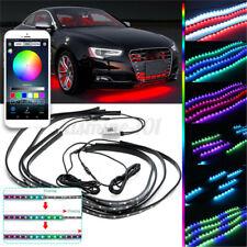 RGB LED Unterbodenbeleuchtung Atmosphäre Körper Unterwagen Neon Licht App Musik