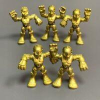 5X Playskool Star Wars Galactic Heroes Jedi Force C3PO DROIDS Figure Gift clone