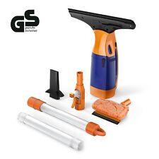 BESTEK Window Glass Vacuum Steam Cleaner Cordless Rechargeable Windows Cleaners