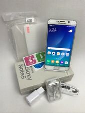 Samsung Galaxy Note 5 SM-N920A 64GB White Pearl!  AT&T + GSM Unlocked!