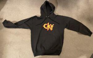 Vintage CKy Original Ozzy Logo Hoodie Rare