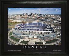 Sports Authority Field, Invesco Field, Denver Broncos Mile High  22x28 frame