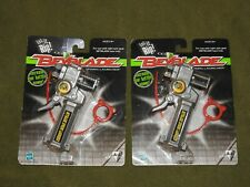 Beyblade Spring Launcher w/ Rip Cord Hasbro 2001 New