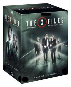 The X Files Complete Series Season 1+2+3+4+5+6+7+8+9 +10+11 New Region 4 DVD