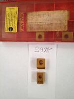 10 Pieces Sandvik PMT 11 02 04-UM 1125 // TPMT 2 1-UM 1125 Insert 1.5