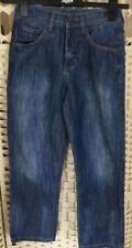 Boys Age 9 Years Blue Straight Leg Jeans