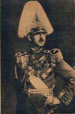 "Romania King Carol II. 1893-1953 genuine autograph signed 4""x6"" picture"