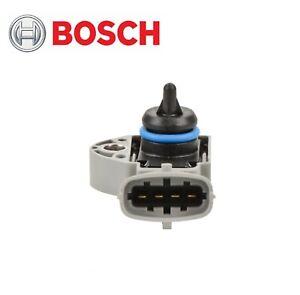 1PCS BOSCH Pressure Sensor Fit Volvo C30, C70, S40, S60, S80, V60, XC60, XC90
