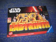 Ravensburger Star Wars Saga Labyrinth Schiebespiel Brettspiel Kinderspiel NEU