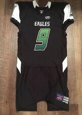 Rawlings Pro Philadelphia Eagles #9 Adult L Compression Football Jersey Black