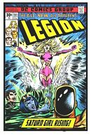 LEGION Of SUPERHEROES  x-men 101 cover homage print