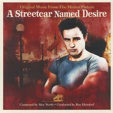 A Streetcar Named Desire Motion Picture Movie Soundtrack LP - Vinyl Album Record