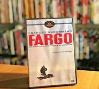 FARGO (1996) JOEL & ETHAN COHEN DVD OTTIME CONDIZIONI MGM FRANCES MCDORMAND