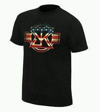 WWE Authentic - Seth Rollins - Americana - Men's (T)ee-Shirt - (L) Large - New