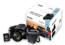 Panasonic DC-FZ83 Kamera Inkl. 32  GB SDHC Karte + Tasche